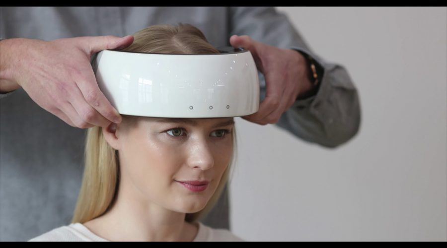 Example portable brain scanner