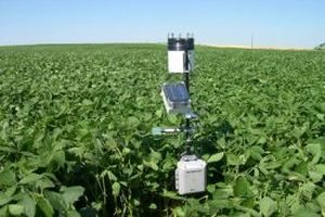 Agriculture field monitor