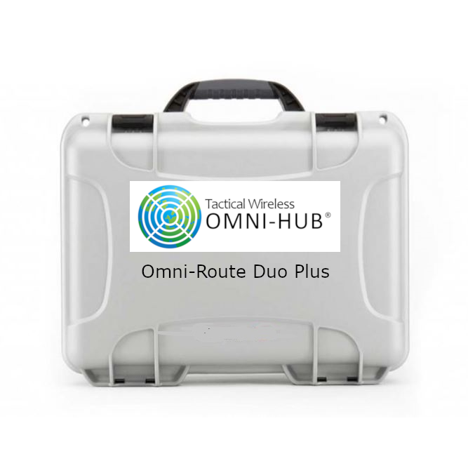 Omni-Route Duo Plus Case